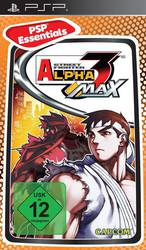 Street Fighter Alpha 3 MAX (PSP Essentials)