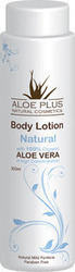 Aloe Plus Natural Cosmetics Body Lotion Natural 300ml