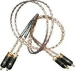 Kimber Kable Audio Cable Timbre 2x RCA male - 2x RCA male 0.5m WBT- 0144