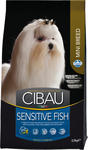 Cibau Sensitive Fish Mini Adult 2.5kg