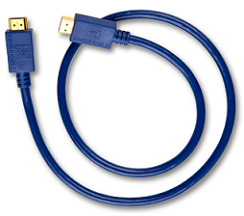 Kimber Kable HDMI Cable HDMI male - HDMI male 1m (HD-09 1m)