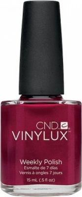 CND Vinylux 139 Red Baroness