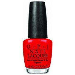 OPI Red My Fortune Cookie NL H42