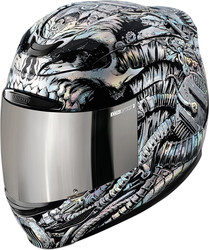 Icon Airmada Bioskull Chrome