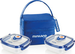 Miniland Pack 2 Go Blue
