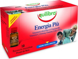 Equilibra Energy Plus 10 ταμπλέτες