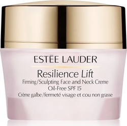 Estee Lauder Resilience Lift Firming/Sculpting Face and Neck Creme Oil-Free SPF15 50ml