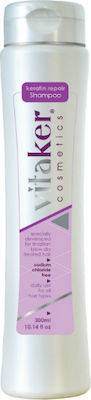 Vitaker Keratin Repair Shampoo 300ml