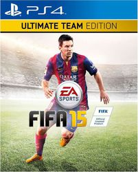 FIFA 15 (Ultimate Team Edition) PS4