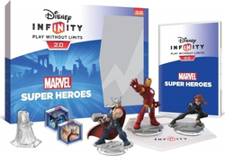 Disney Infinity: Marvel Super Heroes - 2.0 Edition PS4