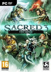 Sacred 3 (First Edition) PC