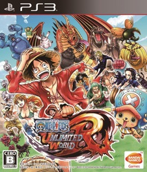 One Piece: Unlimited World Red PS3