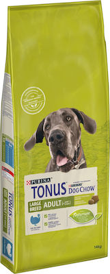 Tonus Dog Chow Large Adult (2+) Turkey 14Kg