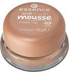 Essence Soft Touch Mousse Make Up 03 16gr
