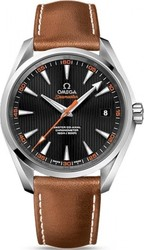 Omega Seamaster Aqua Terra 41.5mm Master Co-axial 8500 Caliber Leather Strap 23112422101002