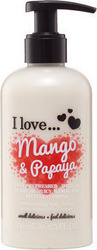 I Love Cosmetics Body Lotion Mango & Papaya 250ml