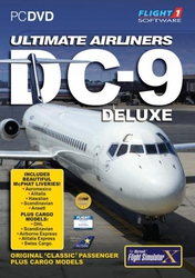Ultimate Airliners DC-9 Deluxe PC