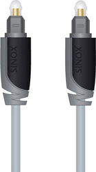 Sinox Digital Optical Audio Cable TOS male - TOS male 1m (SXA5601)
