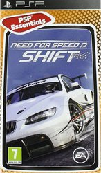 Need for Speed: Shift Essentials PSP