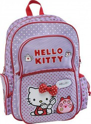 Graffiti Hello Kitty Phone 14822 Μωβ