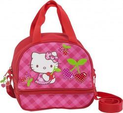 2ff48906de Graffiti Hello Kitty Checkers Καλαθάκι Φαγητού 14731 Κόκκινο