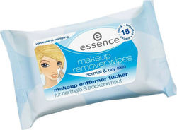 Essence Make Up Remover Wipes 15τμχ