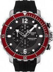 Tissot Seastar Automatic Stainless Steel Chronograph T066.427.17.057.03