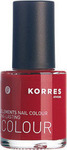 Korres Metallic Red 056