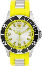 Ferendi Dynamic Yellow Rubber Strap 1325-2