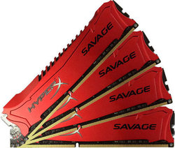HyperX Savage 32GB DDR3-1866MHz (HX318C9SRK4/32)