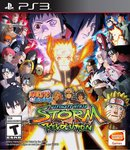Naruto Shippuden: Ultimate Ninja Storm Revolution PS3