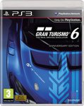 Gran Turismo 6 (Anniversary Edition) without Steelbook PS3