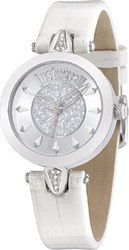 Just Cavalli Just Florence White Leather Strap R7251149503