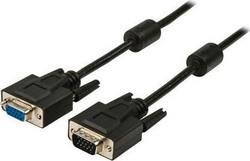 Valueline VGA Cable 15pin D-Sub male - 15pin D-Sub female 20m (VLCP59100B20.00)
