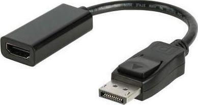 Valueline DisplayPort male - HDMI female (VLCP37150B0.20)