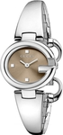Gucci Guccissima Small Collection Stainless Steel Bracelet YA134503