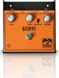 Palmer Pebaz - Fuzz effect for bass