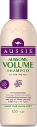 Aussie Aussome Volume Shampoo For Fine-Limp Hair 300ML
