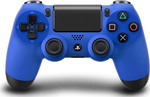 Sony DualShock 4 Controller Wave Blue
