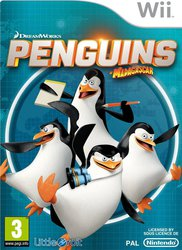 The Penguins of Madagascar Wii