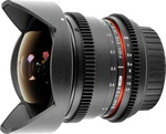 Samyang 8mm T3.8 Asph IF UMC Fish-eye CS II VDSLR (Sony A mount)