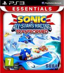 Sonic & All-Stars Racing: Transformed (Essentials) PS3