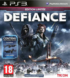 Defiance (Limited Edition) PS3