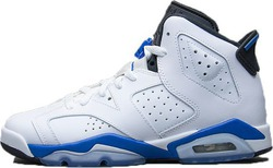 Nike Air Jordan 6 Retro BG 384665-107