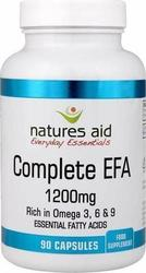 Natures Aid Complete EFA 1200mg 90 κάψουλες