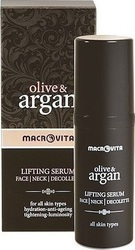 Macrovita Lifting Serum Olive & Argan Oil 30ml