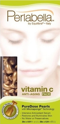 Equilibra Vitamin C Face Cream Pearls 28 τεμάχια