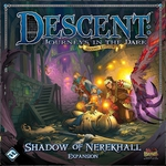 Fantasy Flight Descent: Shadow of Nerekhall