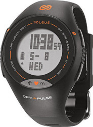 Soleus Pulse Black/Orange