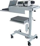 Reflecta LCD Projection Trolley Exclusive